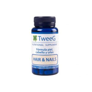 Hair & Nails de TweeG Nutricosmética
